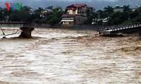Fluten verursachen viel Menschen- und Sachschäden