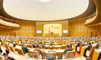 Parlament diskutiert die Sozialwirtschaftslage