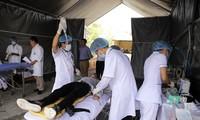 Rettungsübung für die Woche des APEC-Gipfels abgehalten