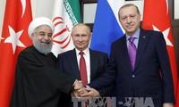 Fortschritt bei Lösung der Krise in Syrien