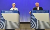 Brexit: EU und Großbritannien erreichen Fortschritt bei Gesprächen
