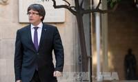 Spanien: früherer katalanischer Regionalpräsident erklärt die Bildung neuer Regierung