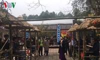 Thua Thien-Hue eröffnet Tempelfest Huyen Tran