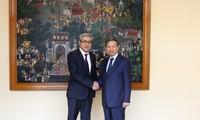 Vietnam und Mongolei verstärken die Zusammenarbeit in der Verbrechensbekämpfung