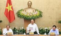 Regierung konzentriert sich auf Gesetzaufbau, Verwaltungsreform und Reform des Wirtschaftsumfelds