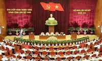 4. Arbeitstag der Konferenz des KPV-Zentralkomitees