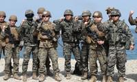 USA-Südkorea-Manöver werden durch Militärkonsultation entschieden