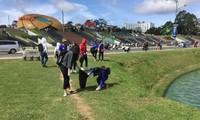 Über 5000 Jugendverbandsmitglieder in Lam Dong beteiligen sich an Bewegungen jugendliche Freiwillige