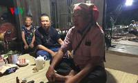 Geburtstagsfeier der Nung in Bac Giang
