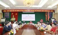Annahme von Spenden für Flutopfer aus dem Chinesischen Roten Kreuz