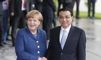 Chinas Premierminister Li Keqiang besucht offiziell Deutschland