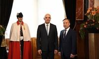 Beziehungen zwischen Vietnam und der Schweiz entwickeln sich ständig