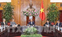 Premierminister Nguyen Xuan Phuc trifft Leiter des Verbands der Wirtschaftsorganisationen Japans