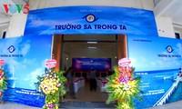 Die Liebe zu Meer und Inseln in einer Ausstellung über Truong Sa