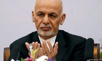 Afghanistans Präsident kündigte Waffenruhe an