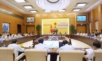 10. Sitzung des Justizausschusses des Parlaments abgeschlossen