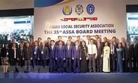 Vietnam übernimmt den Vorsitz des Verbands für soziale Sicherheit der ASEAN