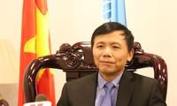 Botschafter Dang Dinh Quy: Vietnam ist ein aktives und verantwortungsvolles Mitglied der UNO