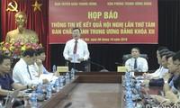 8. Sitzung des KPV-Zentralkomitees erfüllt das ganze geplante Programm