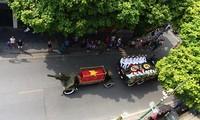 Gedenkzeremonie für ehemaligen KPV-Generalsekretär Do Muoi