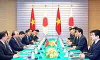 Vietnam und Japan fördern ihre strategische Partnerschaft