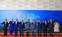 Premierminister Nguyen Xuan Phuc nimmt an Jahrestagung von IWF und WB teil