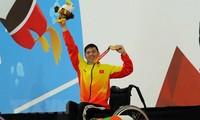 Vietnamesische Delegation übertrifft gesetzte Ziele für die Para-Asienspiele 2018