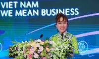 Vietnamesische Unternehmerin als vorbildliche Unternehmer Südostasiens gewürdigt