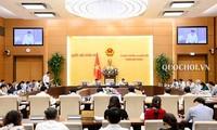 Eröffnung der 28. Sitzung des Ständigen Parlamentsausschusses