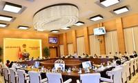 Parlament wird Staatspräsidenten am Anfang der 6. Sitzung wählen