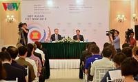 Eindruck Vietnams auf Weltwirtschaftsforum über ASEAN 2018