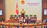 KPV-Generalsekretär Nguyen Phu Trong als Staatspräsident vereidigt