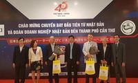Mehr als 100 japanische Unternehmen suchen Investitionschancen in Can Tho und im Mekong-Delta