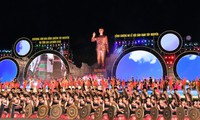 Das Gong Chieng-Festival in Tay Nguyen 2018