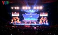 """200 vorbildliche Unternehmen bekommen den Preis """"Goldener Stern Vietnams"""" 2018"""