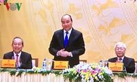Online-Landeskonferenz der Regierung und Provinzen über die Entwicklung 2019