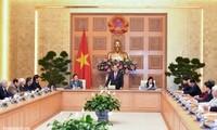 Premierminister Nguyen Xuan Phuc trifft Leitung des Verbands für Gemeinschaftsgesundheitserziehung