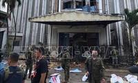 Philippinische Regierung verpflichtet sich, Terroristen auszuschalten