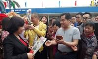 Quang Ninh empfängt erste Touristen im neuen Jahr