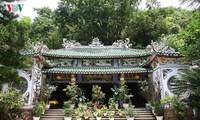 Ngu Hanh Son schafft die Vielfalt der buddhistischen Kultur