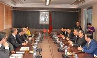Zusammenarbeitsvereinbarungen zwischen Vietnam und Marokko unterzeichnet