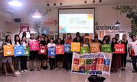 Konferenz für Jugendliche bei Startups und sozialer Innovation im Asien-Pazifik Raum
