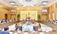 Eröffnung der 33. Sitzung des Ständigen Parlamentsausschusses