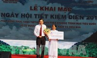 Tay Ninh: Festtag für Stromsparen 2019