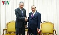 Vietnam und Singapur sind sich einig mit dem baldigen Bau einer Vietnam-Singapur-Industriezone in Quang Tri