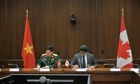 Verteidigungszusammenarbeit verstärkt umfassende Partnerschaft zwischen Vietnam und Kanada