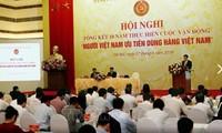 Ansehen vietnamesischer Unternehmen in der Region und in der Welt erhöhen