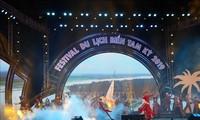 Eröffnung des Tourismusfestivals am Meer Tam Ky 2019