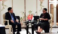 Vietnam und Indonesien verhandeln über ausschließliche Wirtschaftszone
