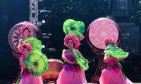 Kultur- und Tourismusfestival 2019 am Hoan Kiem-See in Hanoi